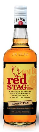 Jim Beam Bourbon Red Stag Honey Tea